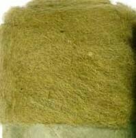 Carded Felting Wool  20 g - Light Olive Green