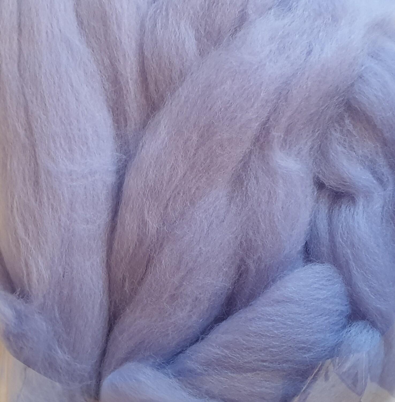 100% Merino Felting Wool - Sky Blue - 25g