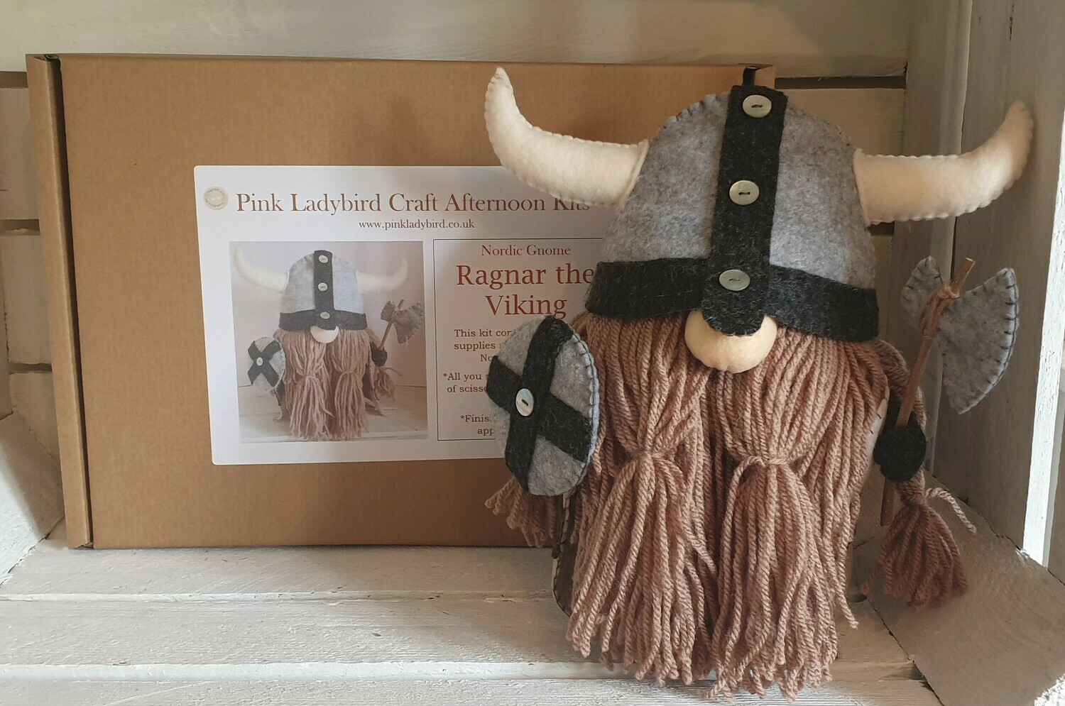 Craft Afternoon Kit - Ragnar the Viking