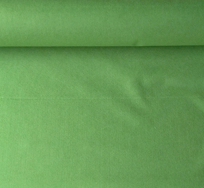 Acrylic felt 45cm wide. 1/2 metre. SPRING. BS EN 71 part 2 & 3 tested.