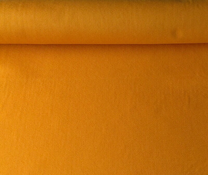 Acrylic felt 45cm wide. 1/2 metre. BLACK. BS EN 71 part 2 & 3 tested.