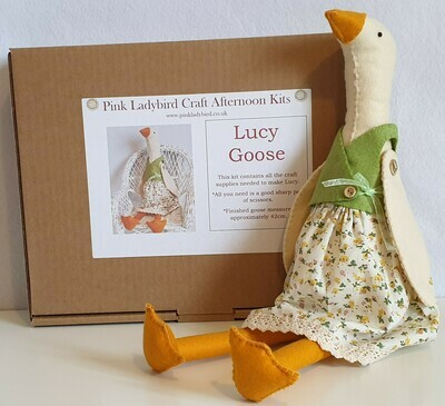 Craft Afternoon Kit - Lucy Goose