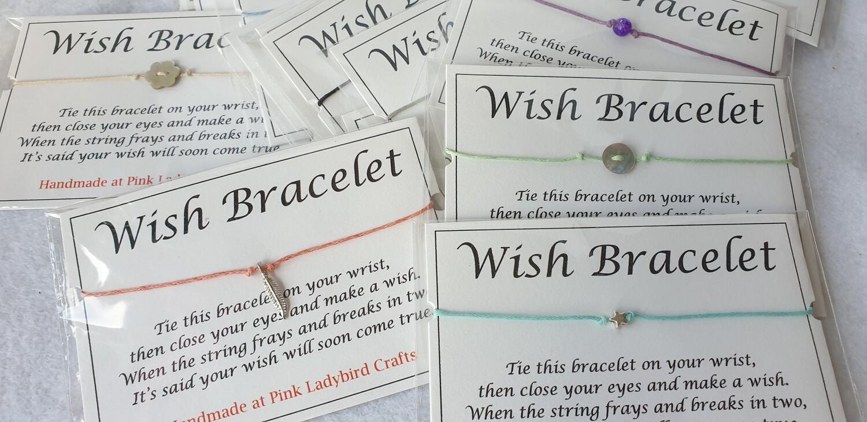Wish Bracelet - Random mix of 3 bracelets