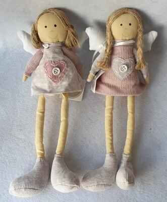 2 fairy shelf sitters. Heaven Sends