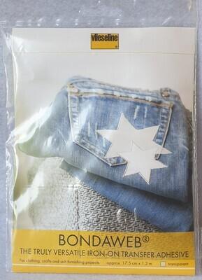 BONDAWEB. Iron-on transfer adhesive