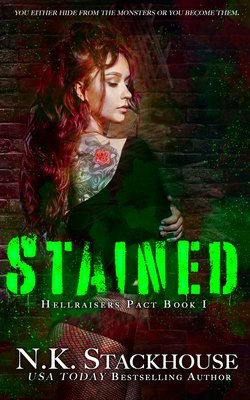 Signed STAINED