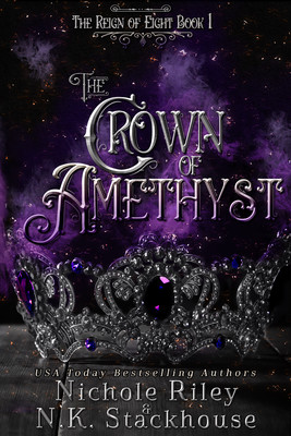 Signed The Crown of Amethyst