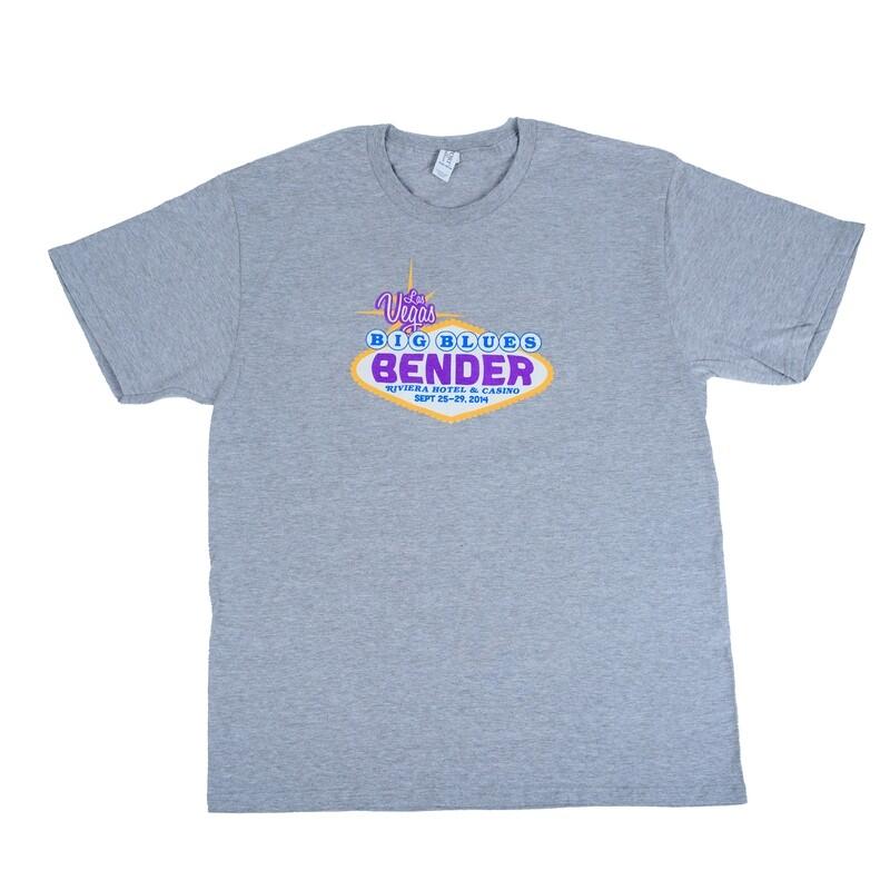 2014 Logo Lineup T-Shirt, Heather Gray