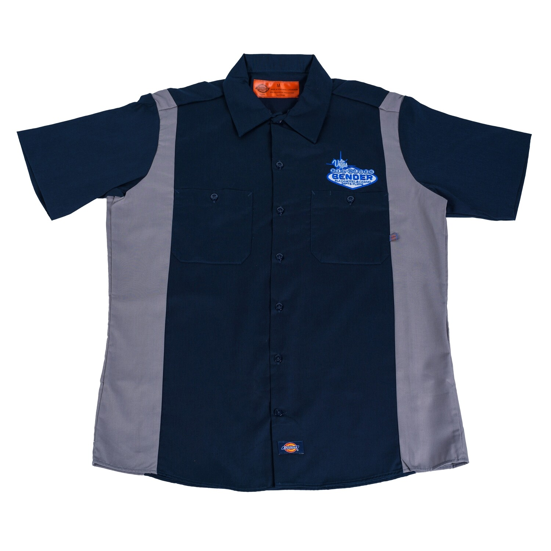 2016 Logo Dickies Bowling Shirt