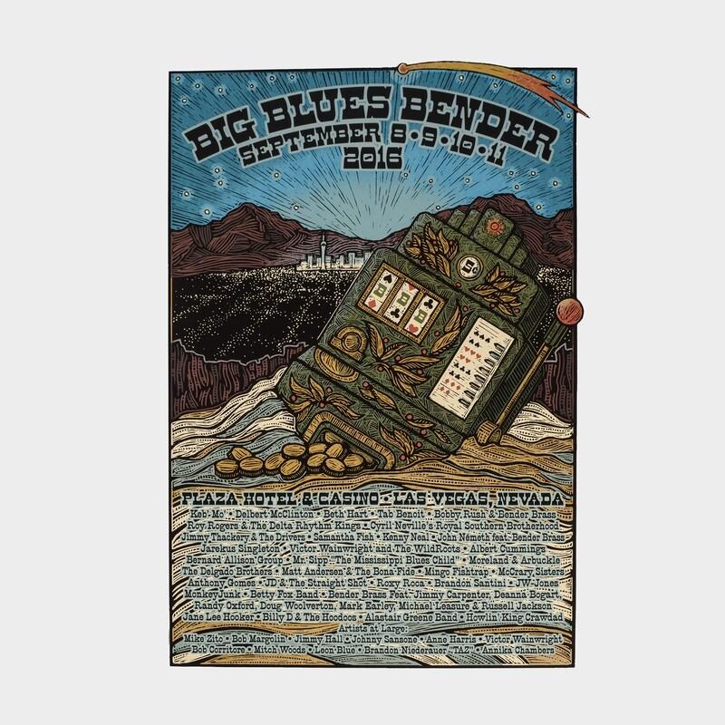 2016 Commemorative Poster