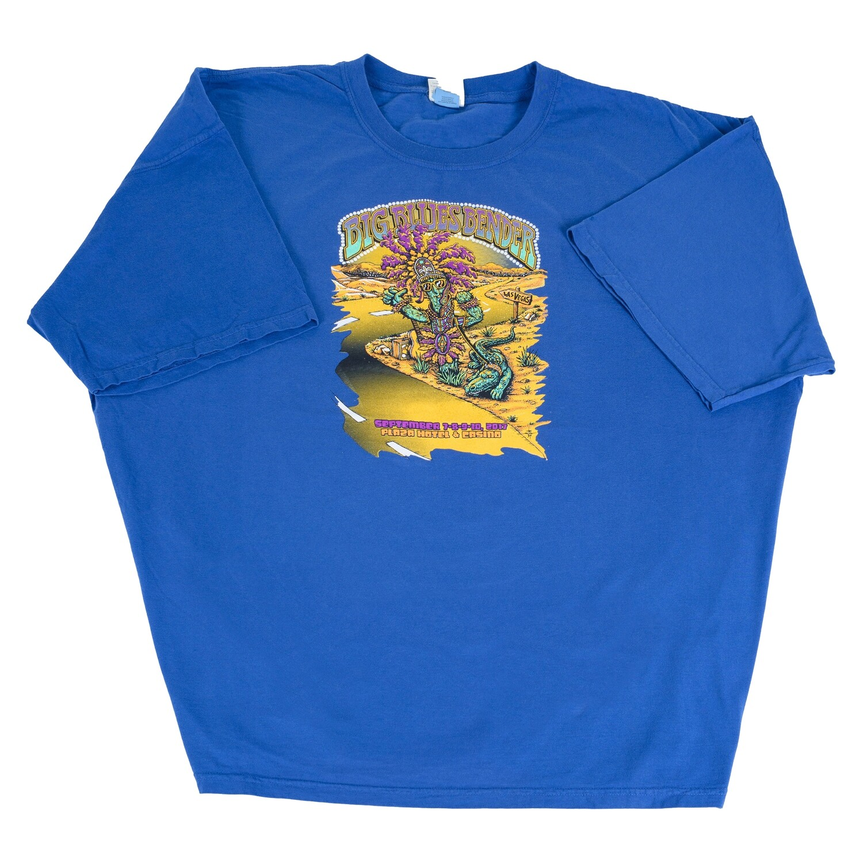 2017 Poster Image T-Shirt, Blue