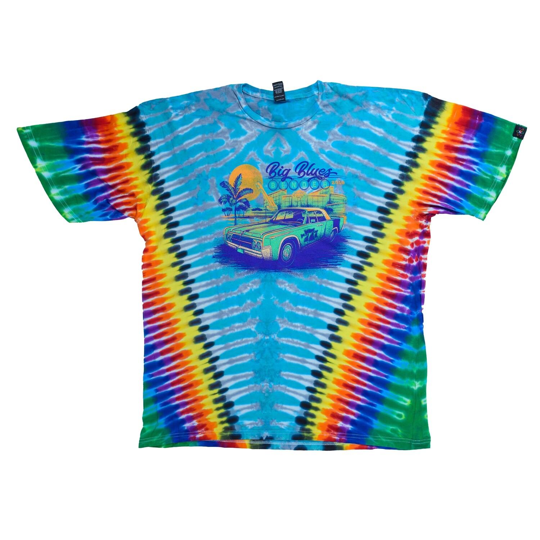 2019 Poster Image T-Shirt, Tie Dye