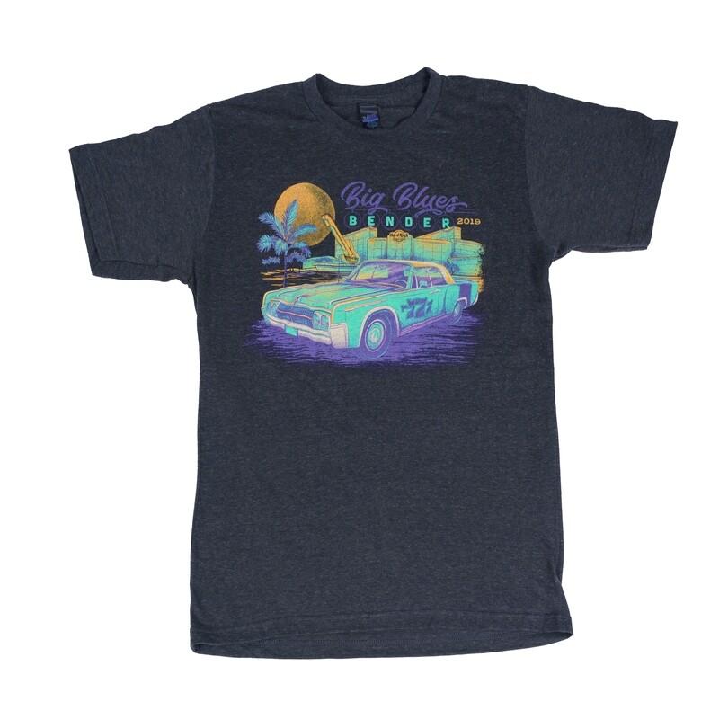 2019 Poster Image T-Shirt, Graphite