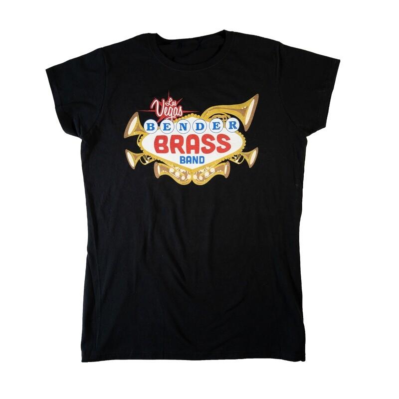 2018 Bender Brass Lineup T-Shirt, Black
