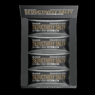 Bodylab Protein Bar - Salted Almonds & Chocolate (12x65 g)
