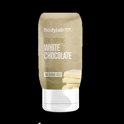 Bodylab Zero Topping - White Chocolate (290 ml)