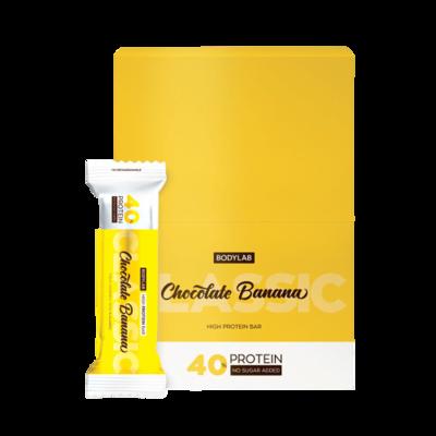 Bodylab Protein Bar Chocolate Banana (12 x 60 g)