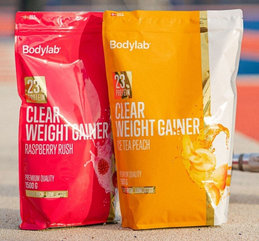 Bodylab Clear Weight Gainer