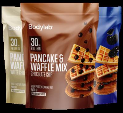 Bodylab Pancake & Waffle Mix (500 g)