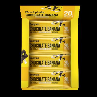 Bodylab Protein Bar - Chocolate Banana (12 x 55 g)