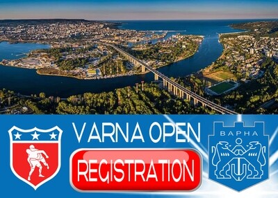 Varna Open Registration