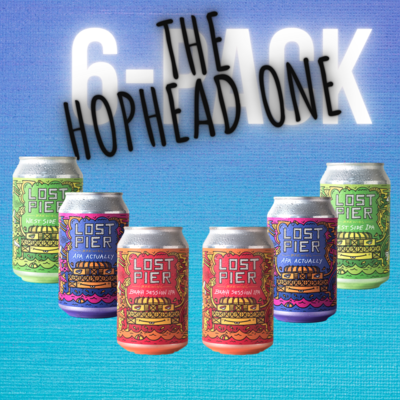 THE HOPHEAD 6 PACK