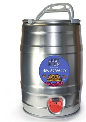 APA Actually 5L Mini Keg