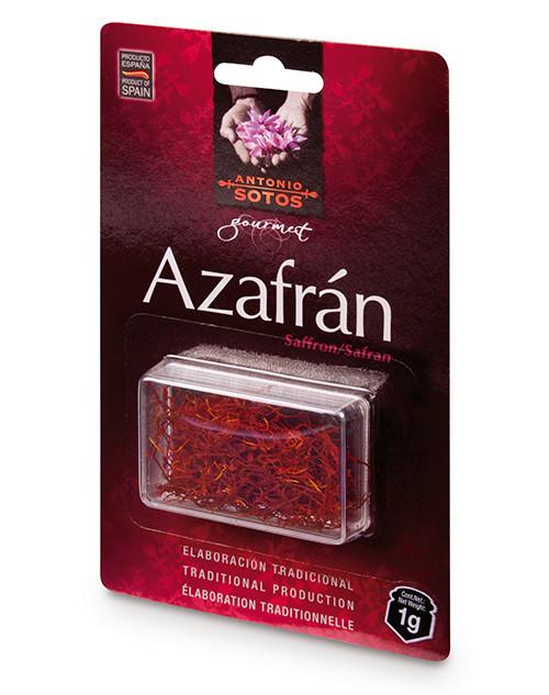 Traditional Spanish Azafran – Saffron 1g