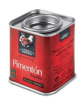 Antonio Sotos Sweet Paprika from Spain