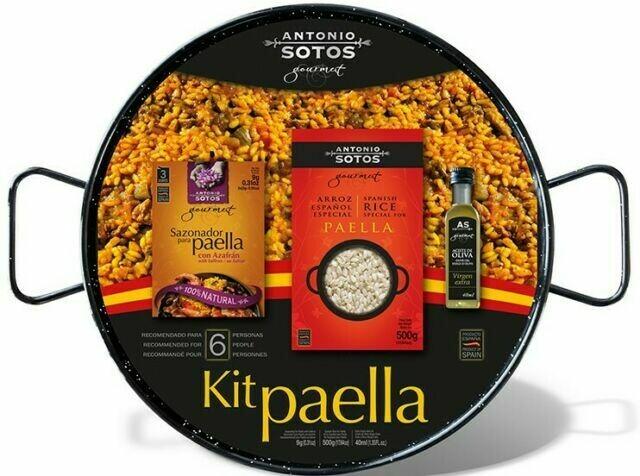 Paella Cooking Kit
