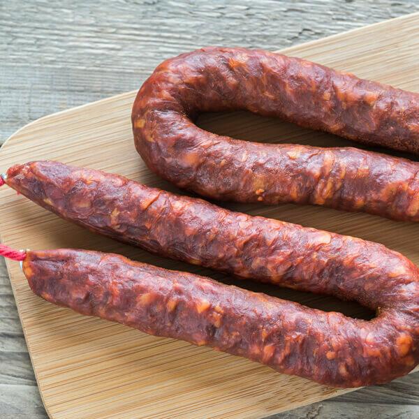 Dried Chorizo Mild 135 gms Min