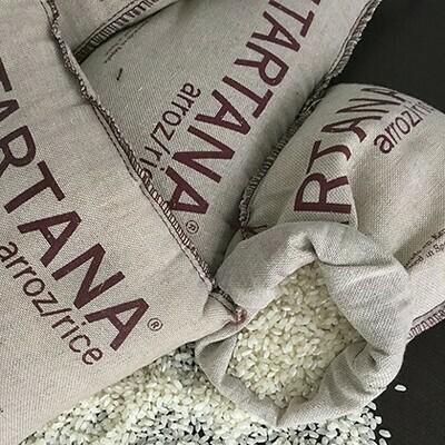 Marisma Paella Rice 1Kg by Tartana