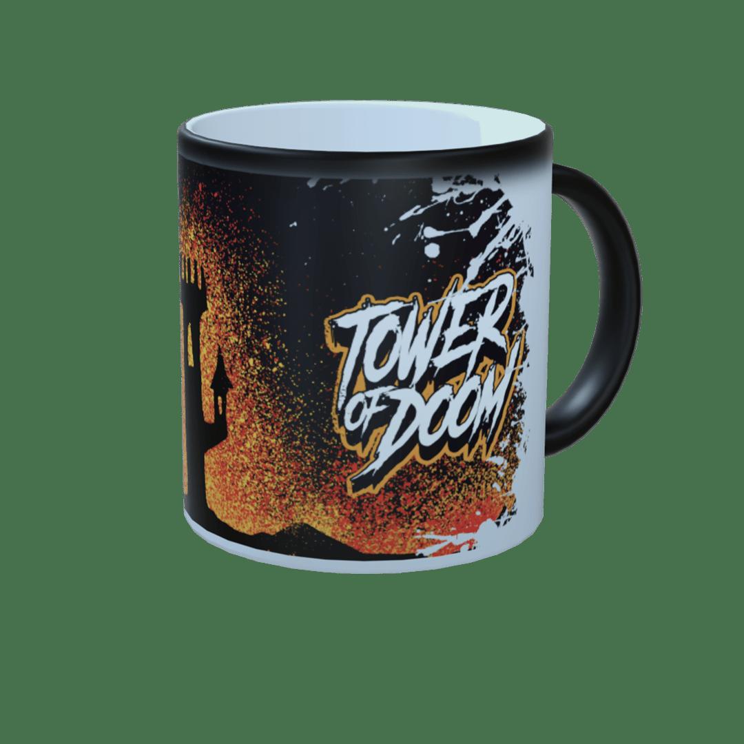 Tower of Doom Lava Mug
