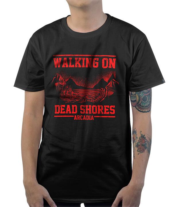 Arcadia - Walking on Dead Shores