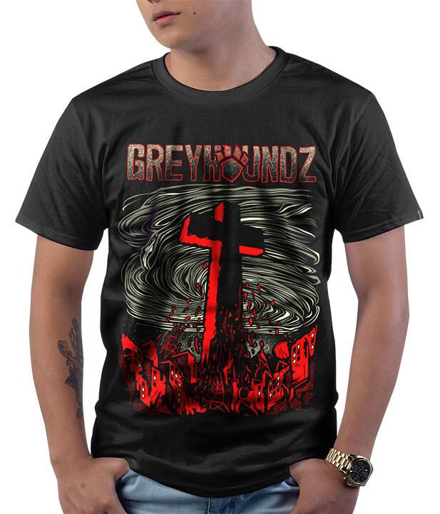 Greyhoundz - Krus Shirt