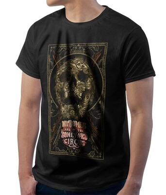 Mr. Bones and The Boneyard Circus - Take Me Down Shirt