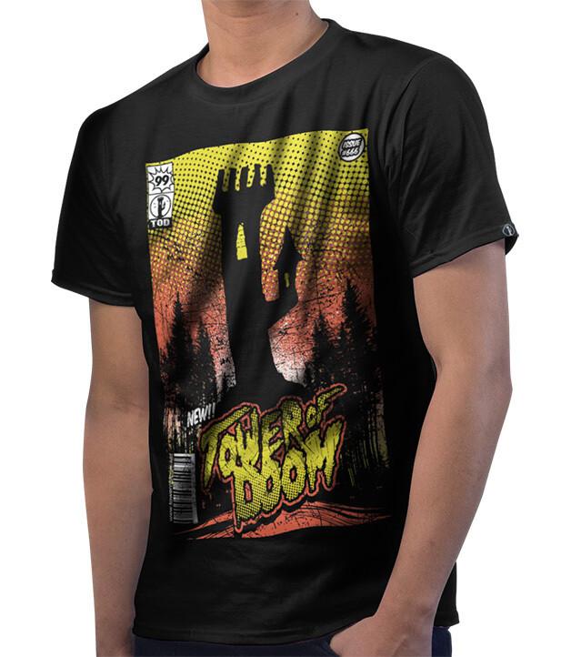 Tower of Doom - Comic Shirt