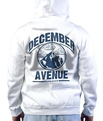 December Avenue Hoodie (White)