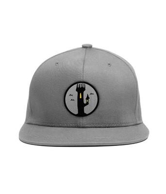 TOD Logo Snapback (Gray)