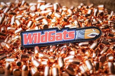 WildGats velcro patch