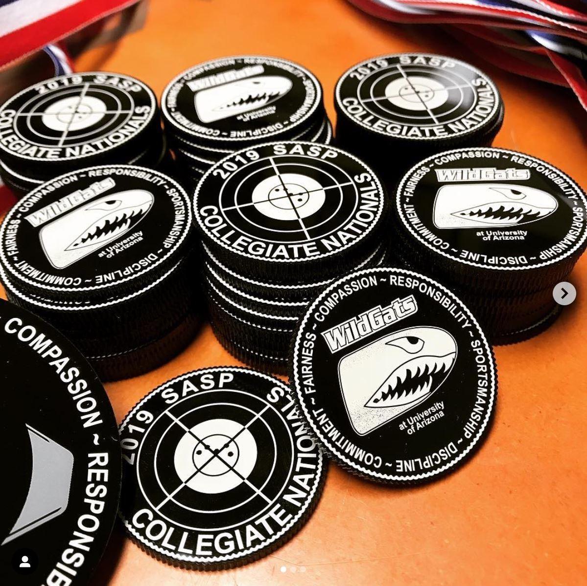 WildGats 'challenge chips'