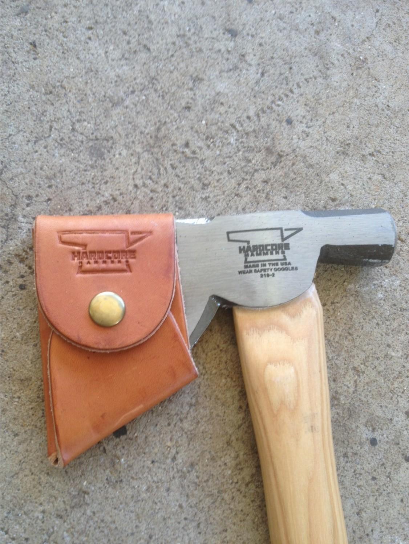 HARDCORE Carpenter's Hatchet Sheath