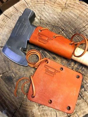 Leather Hatchet/Hammer Collar