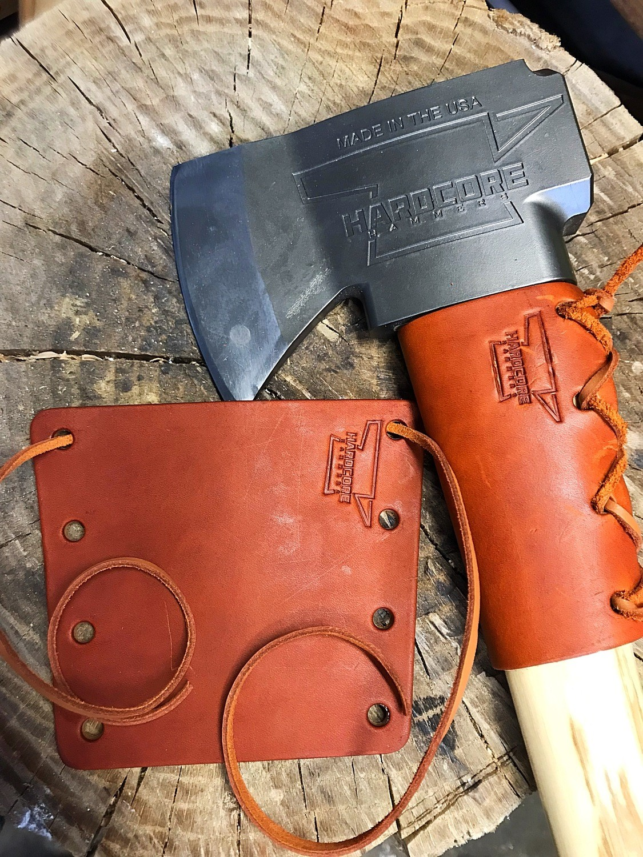 Leather Axe Handle Collar