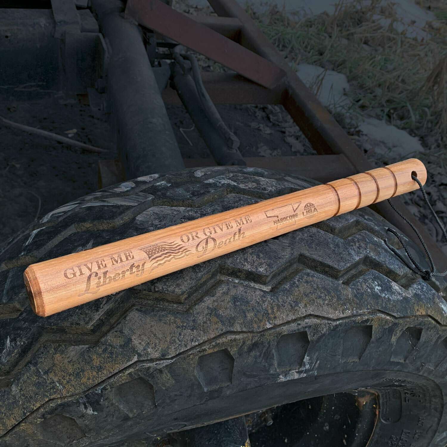 Hickory Stick/Tire Thumper - Give Me Liberty or Give Me Death