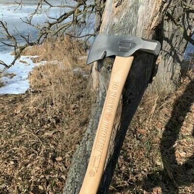 Super Naturalist Hatchet - Serve & Protect