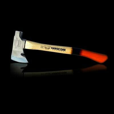 Survivalist Hatchet - Burnt Orange