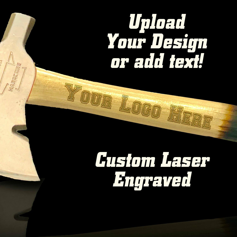 Custom Engraved Hammer or Hatchet