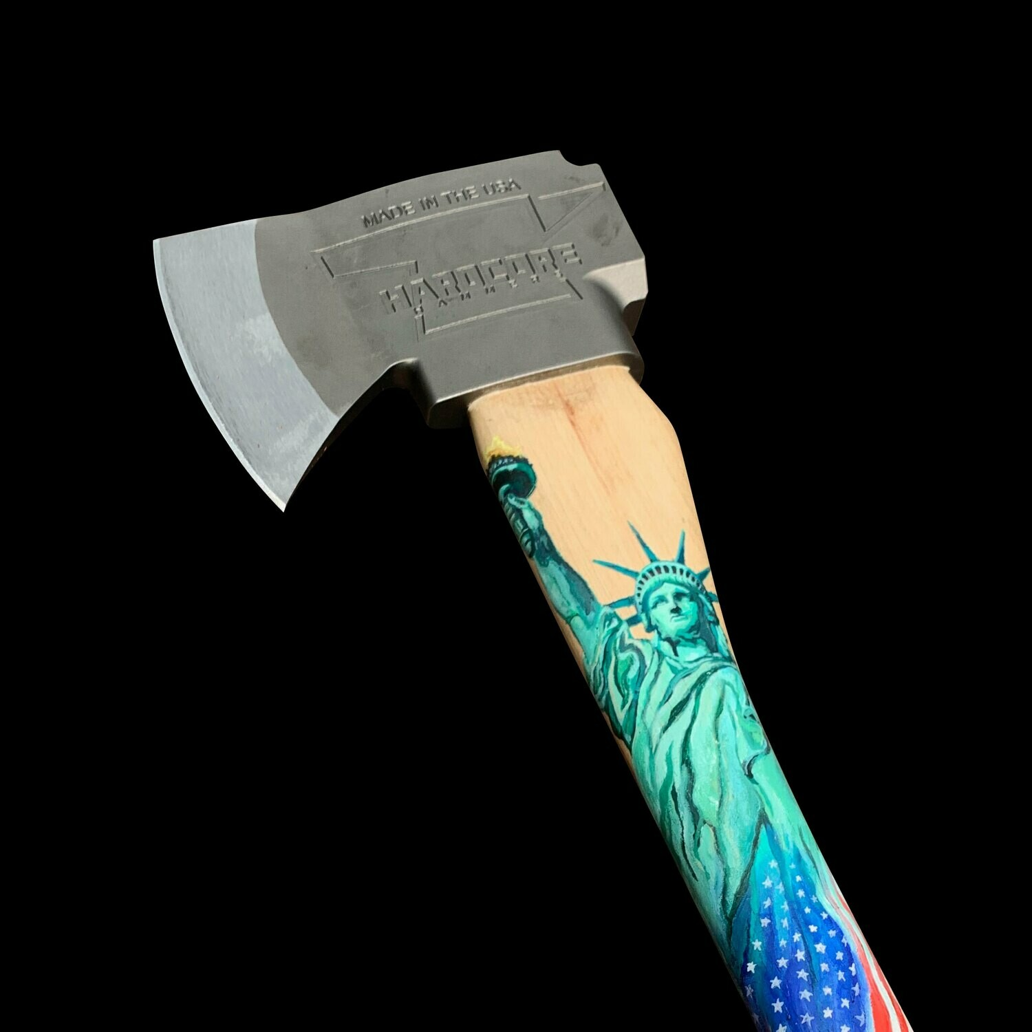 Lady Liberty Specialty Raptor Axe
