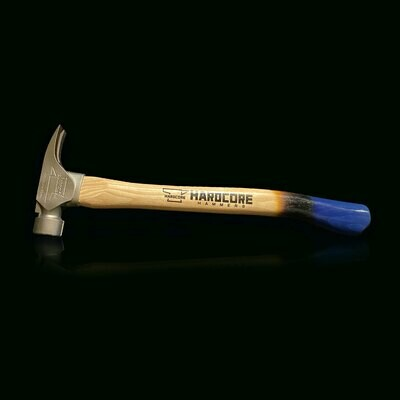 Blunt Force Smooth Face Hammer - Midnightmare Blue